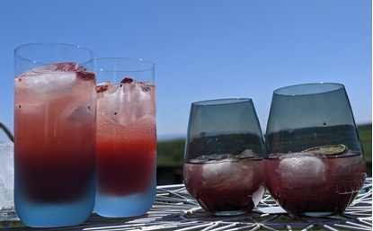 Picture of Oro Berry Cocktails
