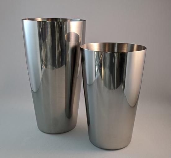 Picture of Boston Tin on Tin Cocktail Shaker