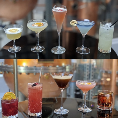 Picture for category Gin and Rum Signature Cocktail Collections